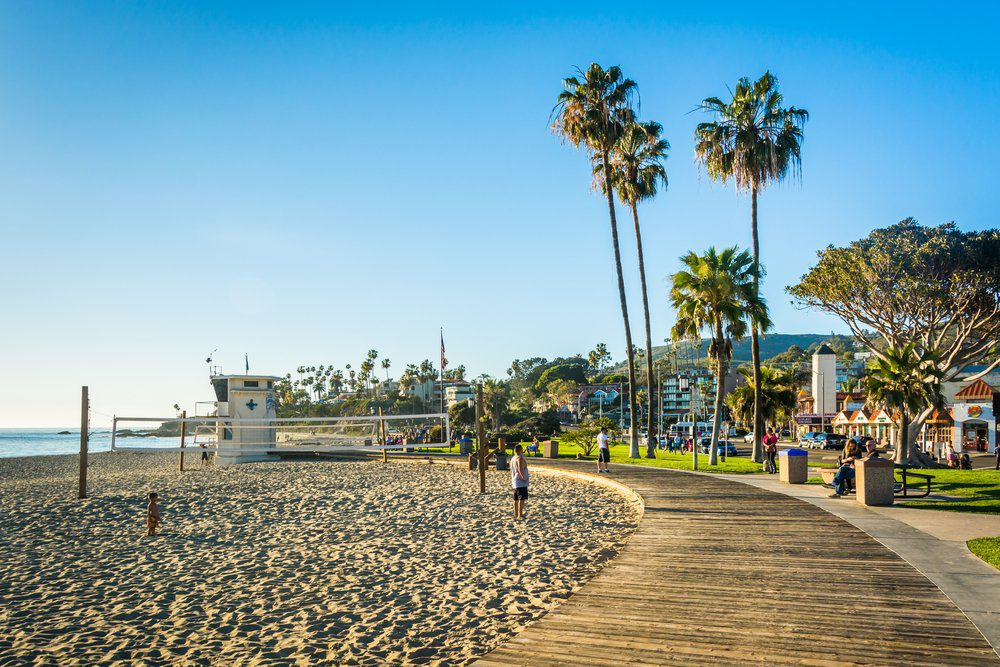 Things To Do In Laguna Beach: Main Beach