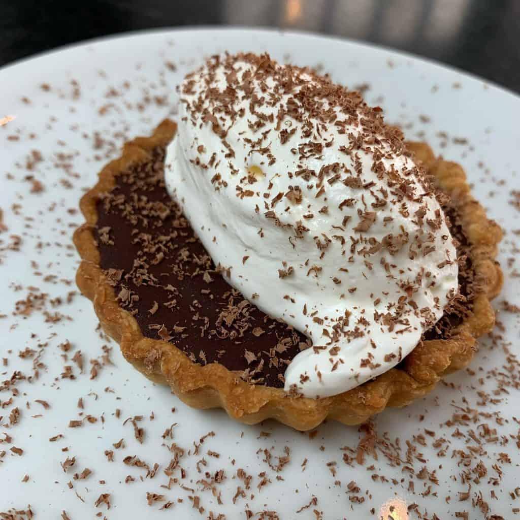 The 8 Best Paso Robles Restaurants: Mousse au Chocolat