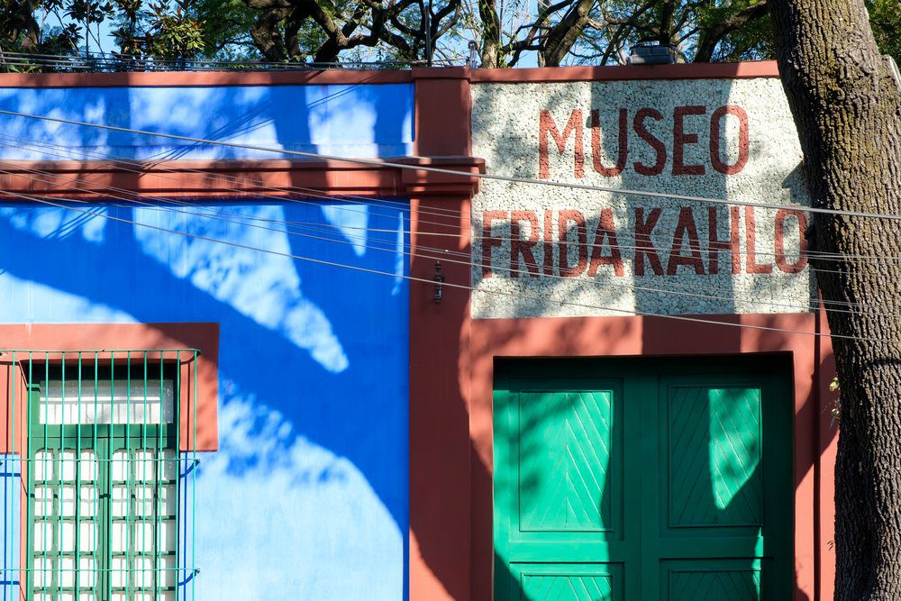Things To Do In Mexico City: Museo Frida Kahlo