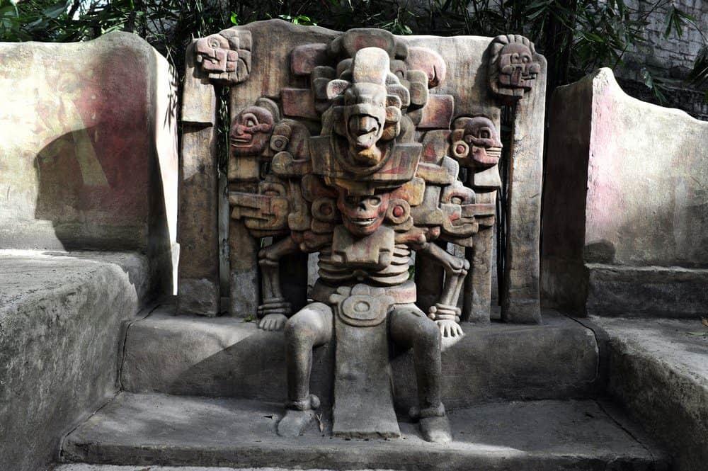 Things To Do In Mexico City: Museo Nacional de Antropología