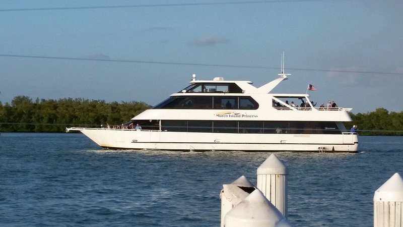 Things To Do In San Marco Island: Marco Island Princess