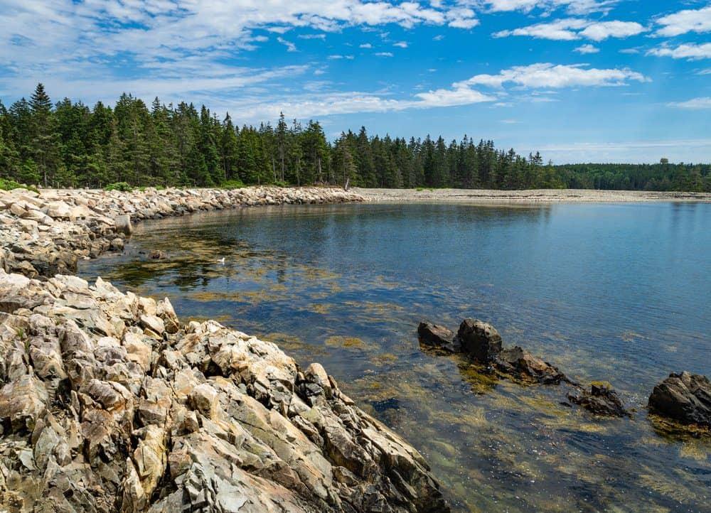 7 Best Things To Do In Bar Harbor Maine:   Schoodic Peninsula