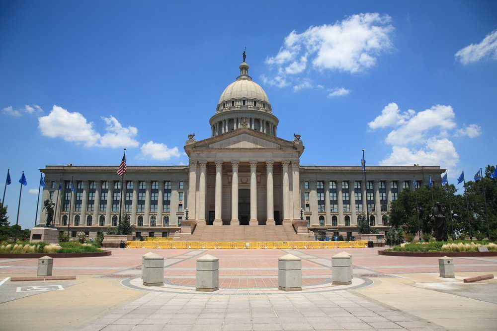 6 Best Things To Do In Oklahoma City: State Capitol