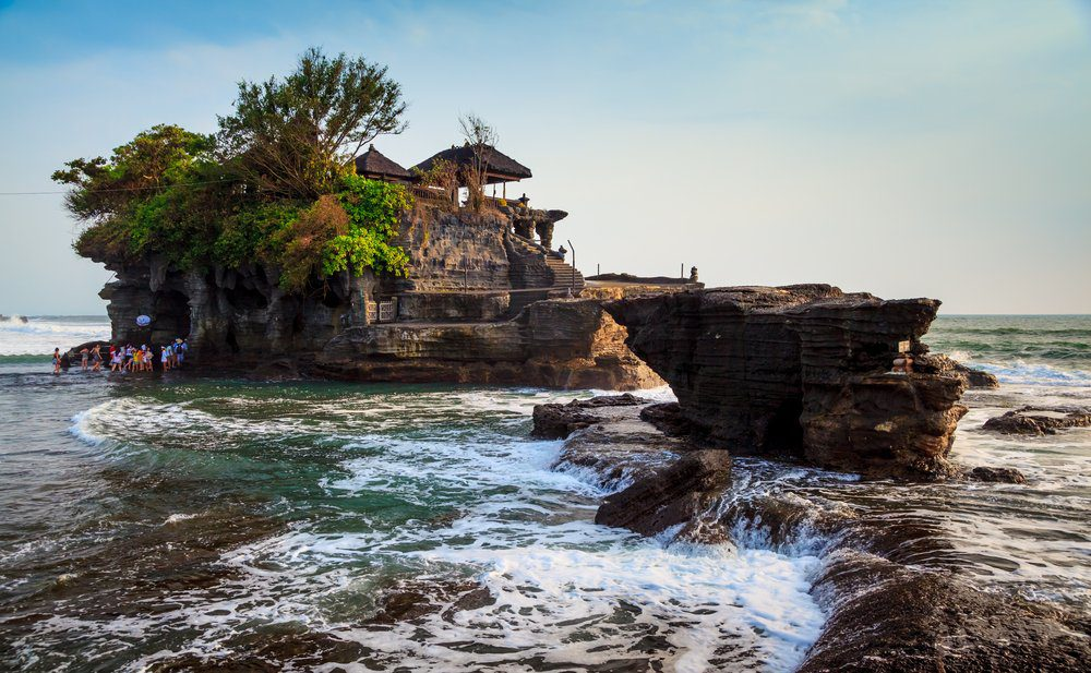 Things To Do In Bali: Tanah Lot Temple