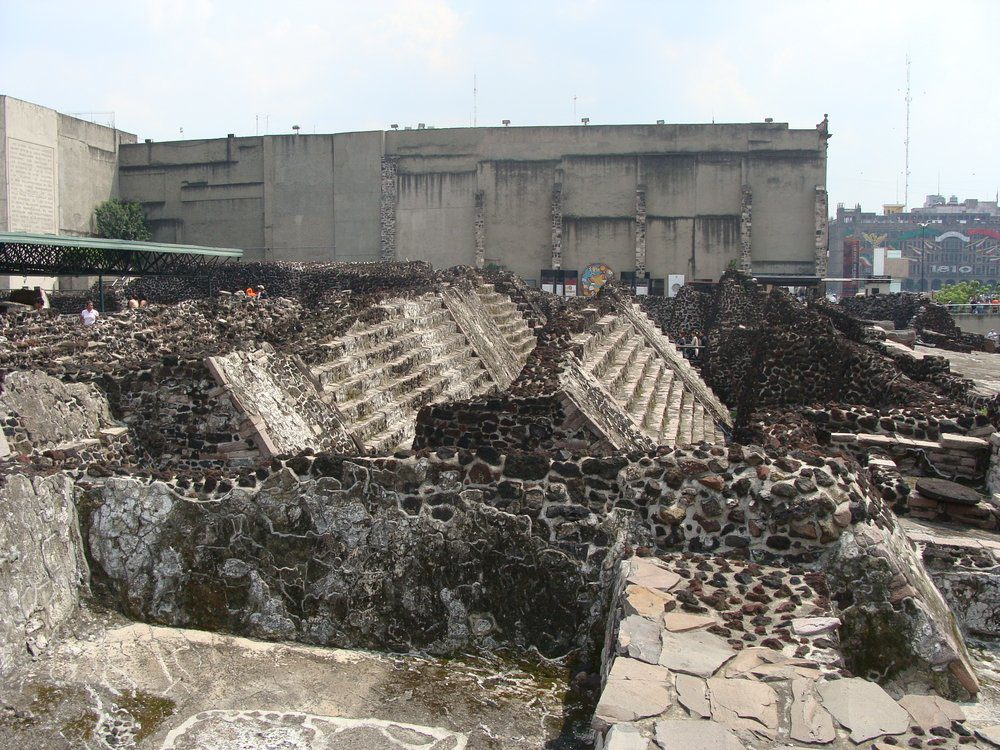 Things To Do In Mexico City: Templo Mayor Ruins