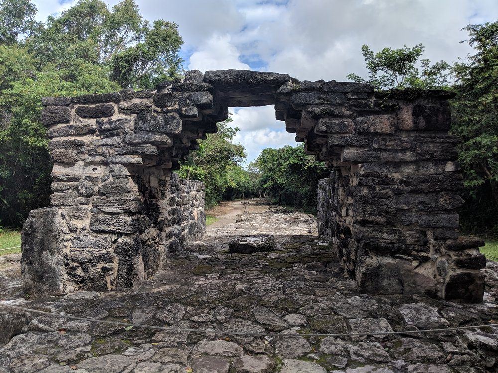 Things To Do In Cozumel: The Mayan Ruins