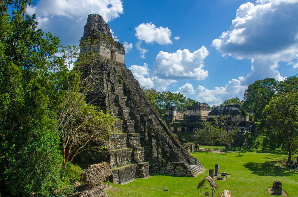 Things To Do In Placencia: Tikal