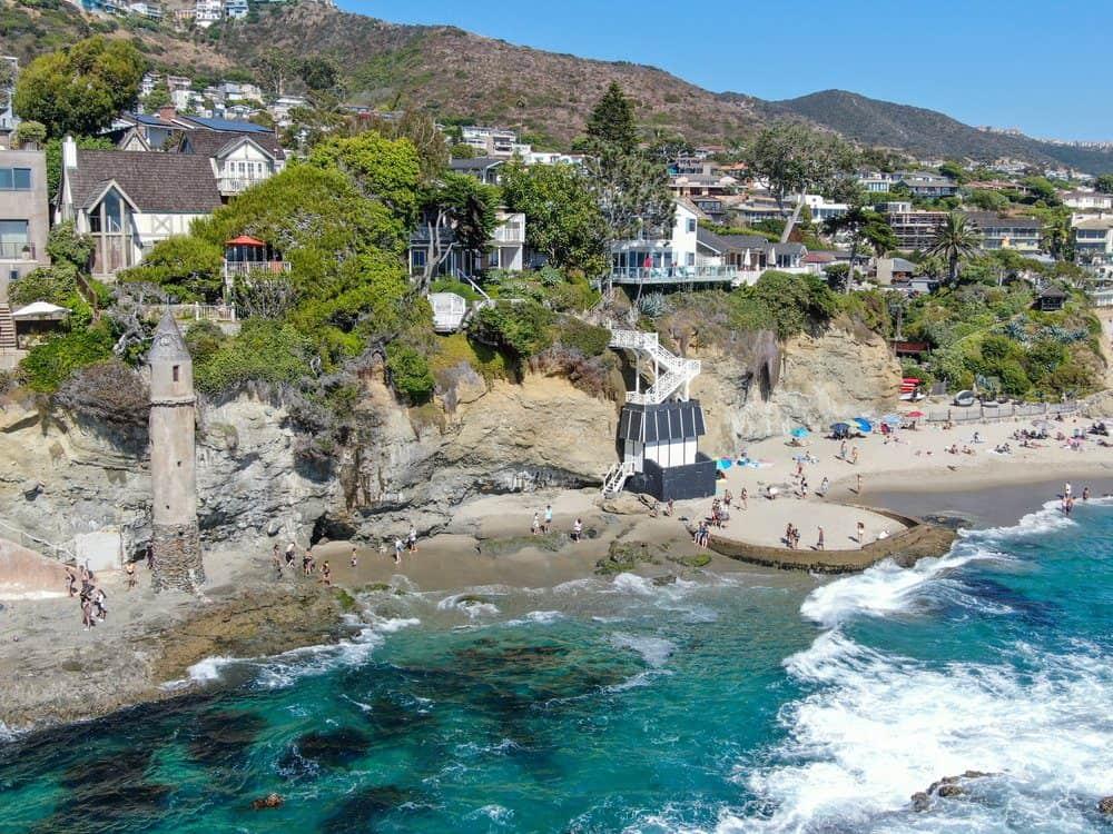 Things To Do In Laguna Beach: Victoria Beach