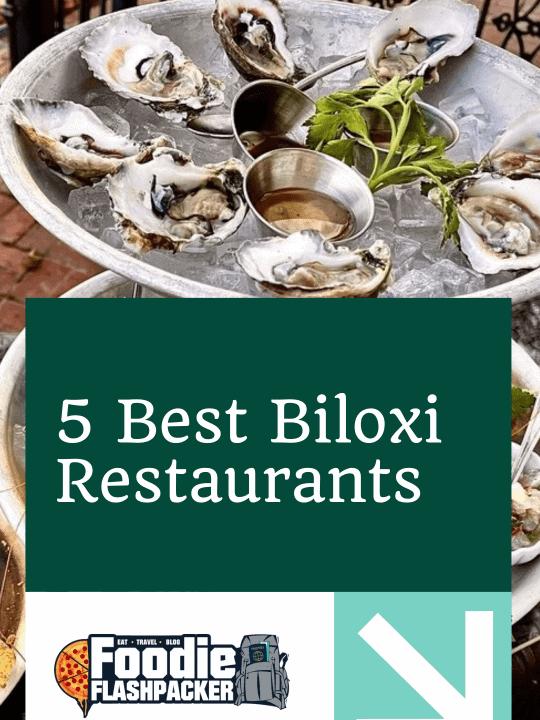 5 Best Biloxi Restaurants