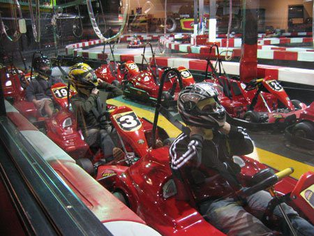 Things To Do In Redmond WA: K1 Speed