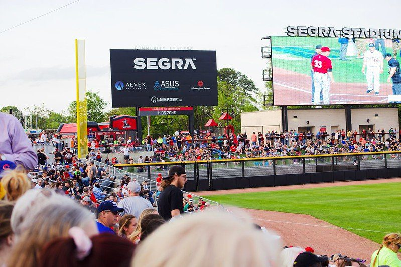 Things To Do In Fayetteville: Segra Stadium